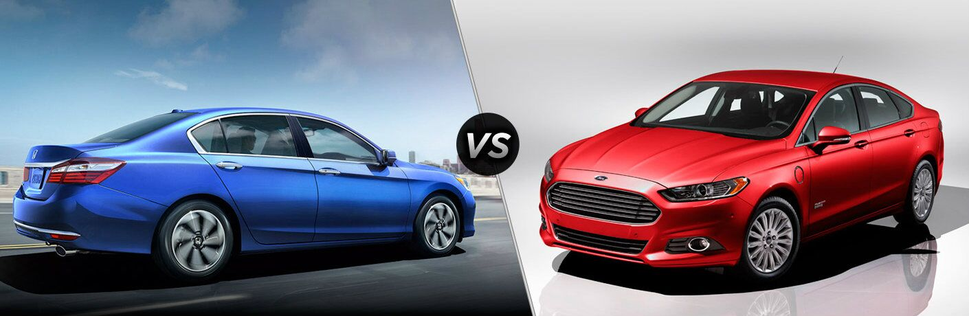 2017 honda accord vs 2017 ford fusion which is better for Ford fusion vs honda civic
