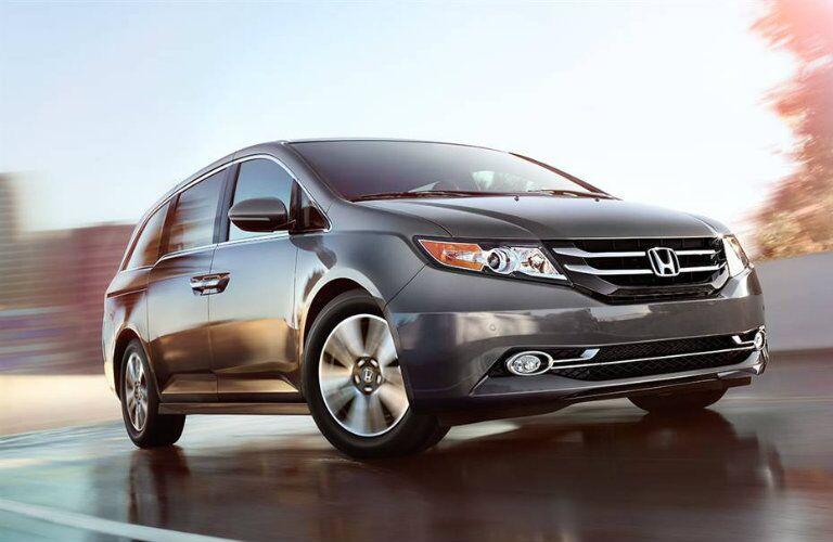 2016 Honda Odyssey Touring Side Mirror Turning Indicators