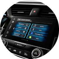 2016 Honda Civic Coupe HondaLink Infotainment System