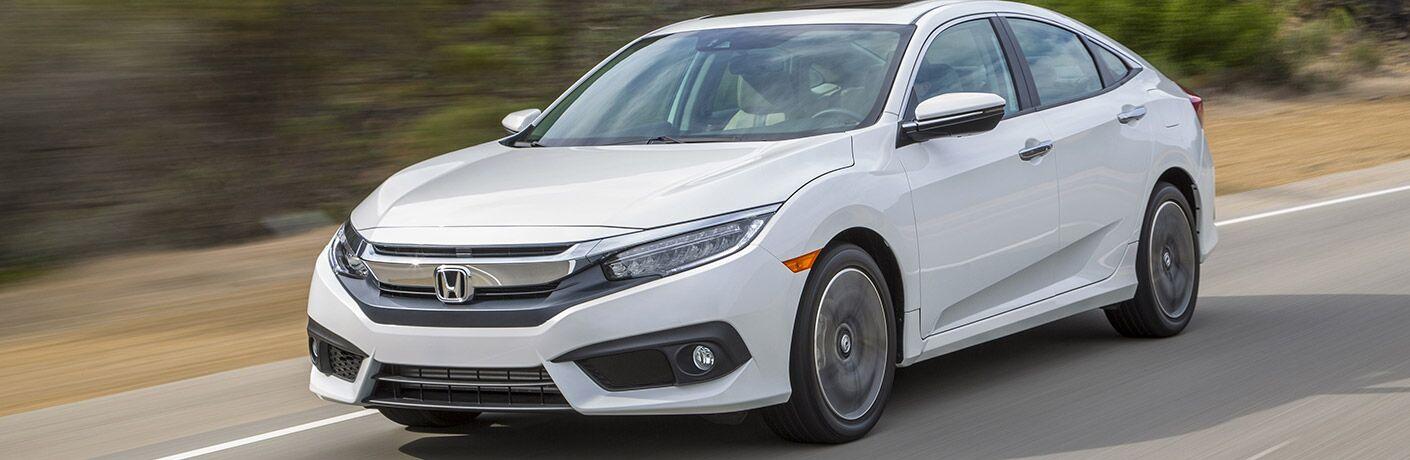 2017 Honda Civic Rocky Mount NC