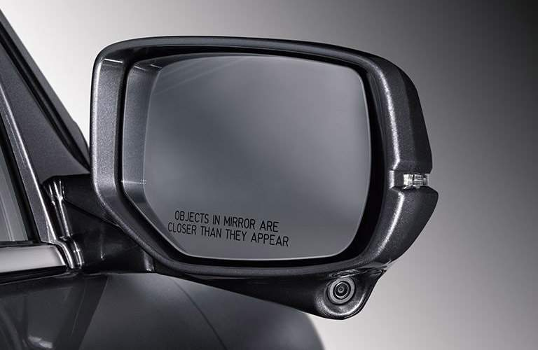 Side mirror on 2017 Honda Accord