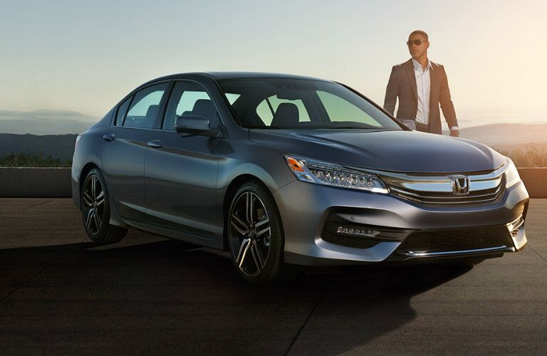 2017 Honda Accord Touring Exterior Features