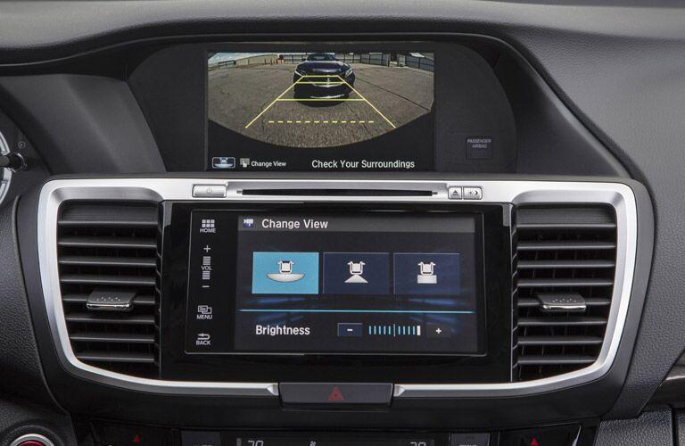 2017 Honda Accord EX-L Rearview Camera