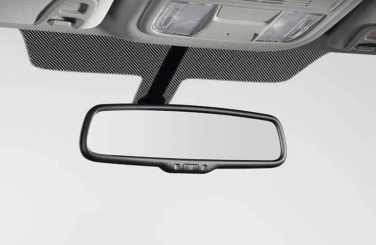 Rearview mirror on 2017 Honda Civic EX-L