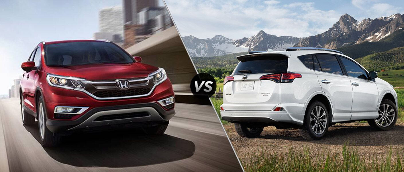 2017 honda cr v vs 2017 toyota rav4 for Honda crv vs toyota highlander