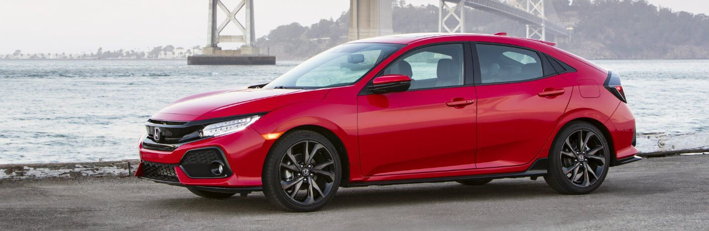 2017 Honda Civic Hatchback Rocky Mount NC