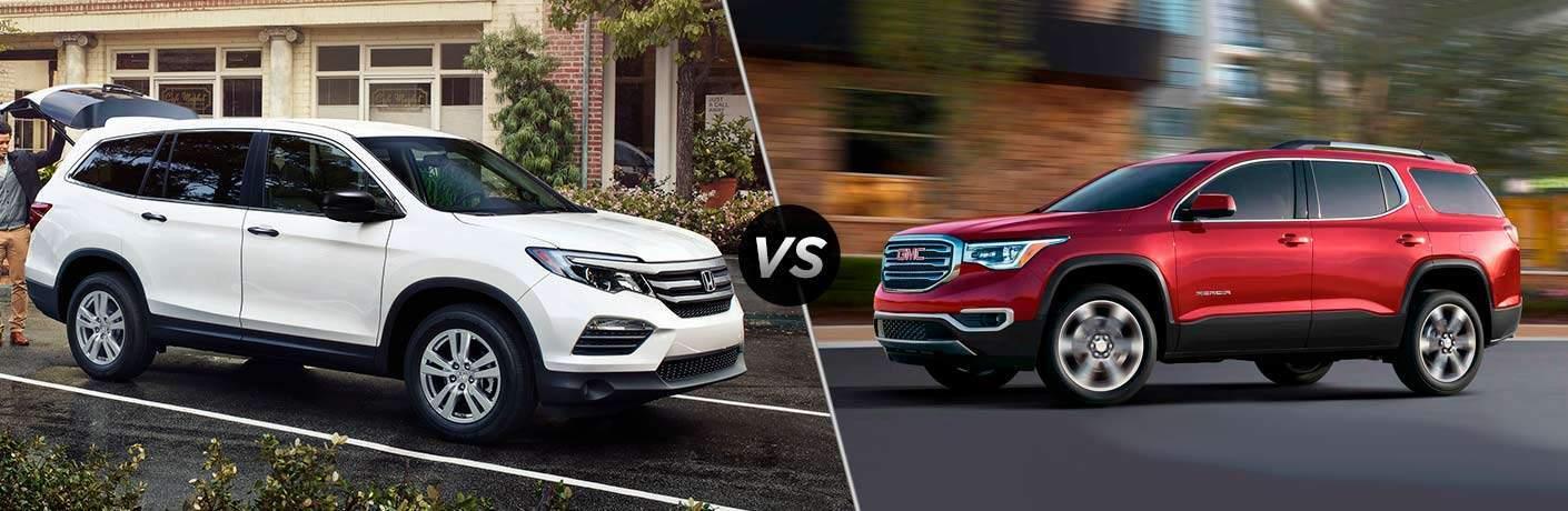 Honda crv vs pilot 2017 best new cars for 2018 for Ford flex vs honda pilot