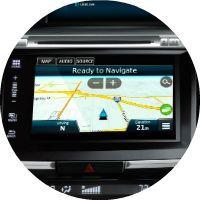2017 Honda Accord Hybrid Navigation System