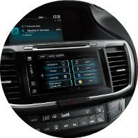2017 Honda Accord HondaLink Infotainment