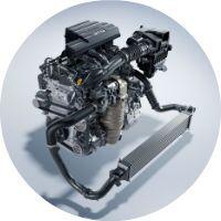 2017 Honda CR-V Turbocharged Engine