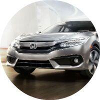 2017 Honda Civic Adaptive Cruise Control