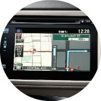 2017 Honda HR-V Satellite Linked Navigation