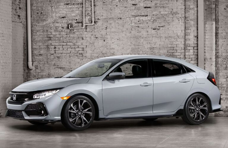 2017 Honda Civic Hatchback Redesigned Exterior