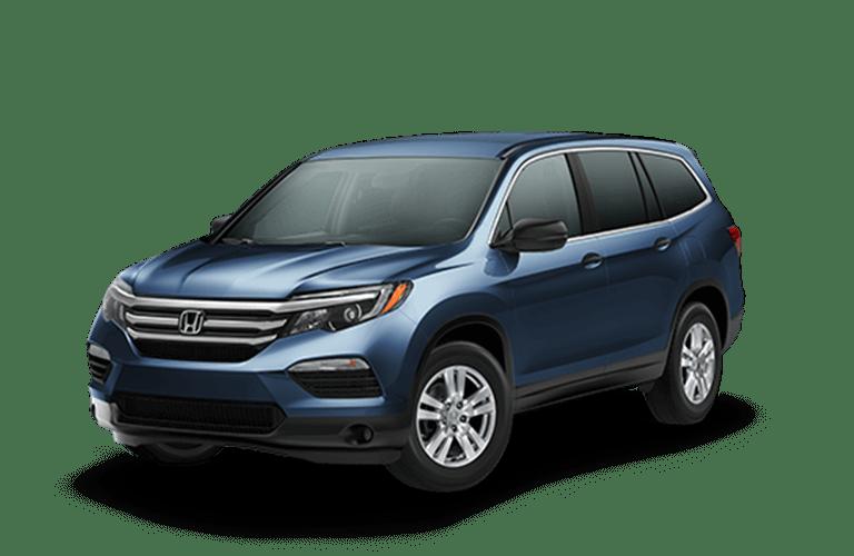 Honda Pilot Comparisons Davenport Honda