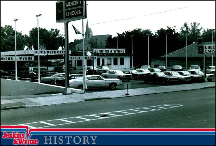 history of jenkins and wynne honda clarksville tn