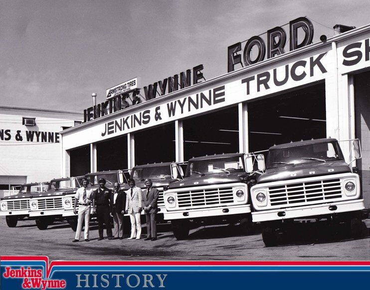 Jenkins and Wynne Honda History