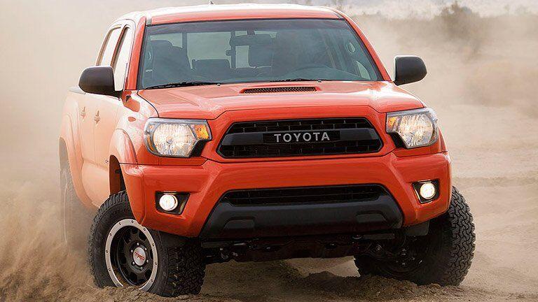 Used Toyota Tacoma Lancaster PA