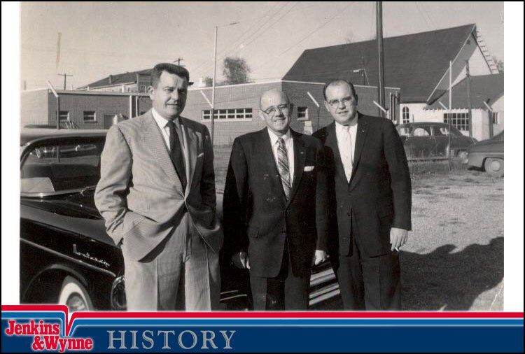 Jenkins and Wynne Ford Lincoln History