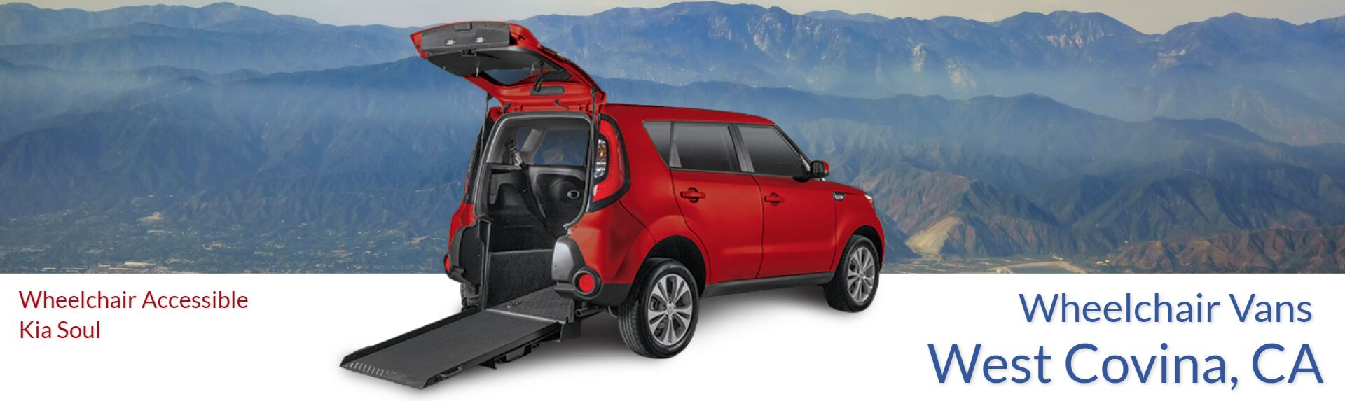 Kia West Covina >> Wheelchair Vans For Sale In West Covina Ca Aero Mobility