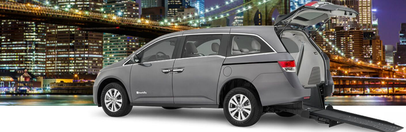 Rear Entry Accessibility vehicles in Anaheim CA