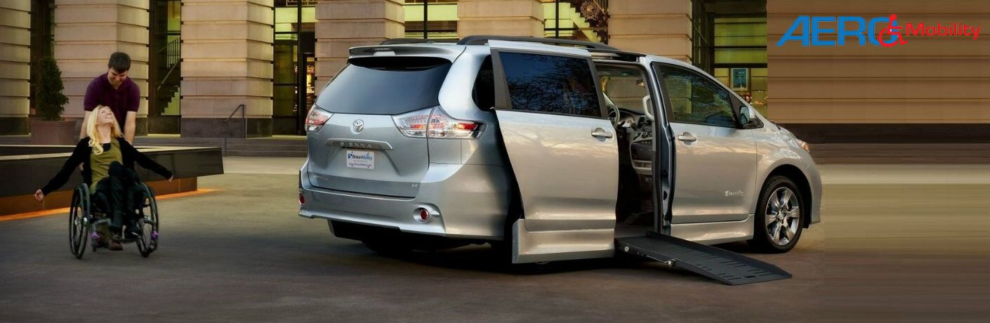 Side-Entry Accessibility Minivans in Anaheim CA