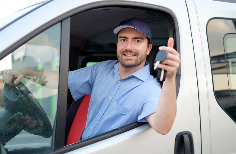 Aero Mobility accessibility minivan inventory