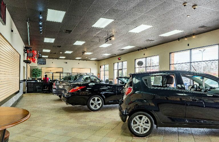 automax youngsville nc inventory showroom