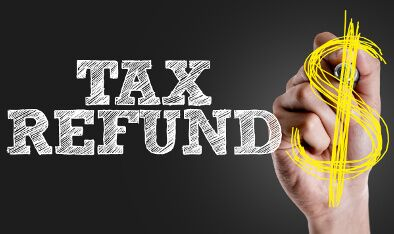 buy cars with tax refund