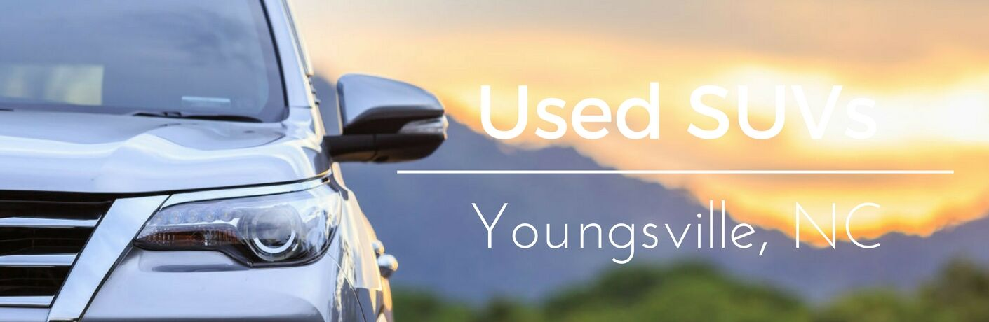 used suvs youngsville nc