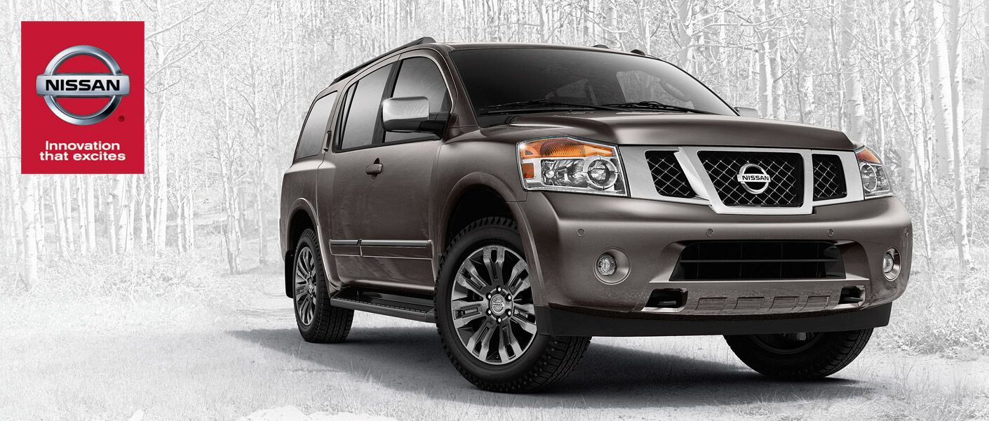 Nissan Armada at Jack Ingram Nissan