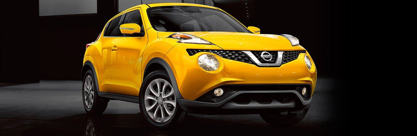Juke in Yellow