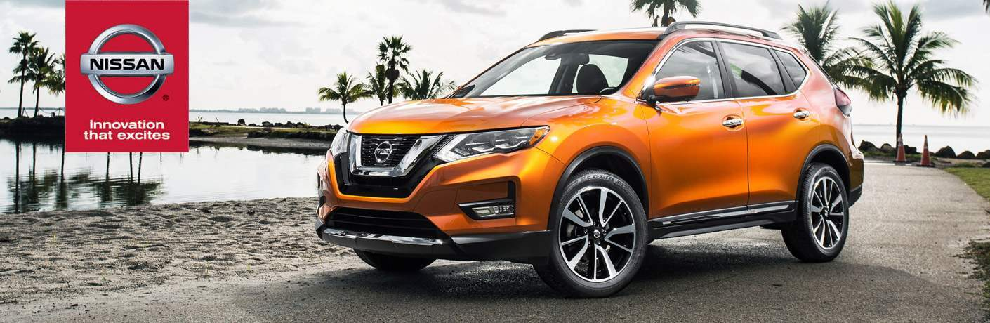 Nissan Rogue Deals in Montgomery