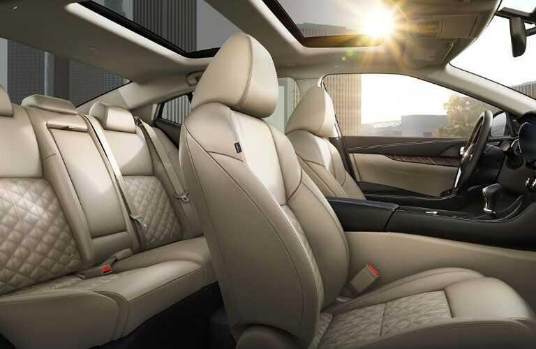 cabin space in 2016 nissan maxima