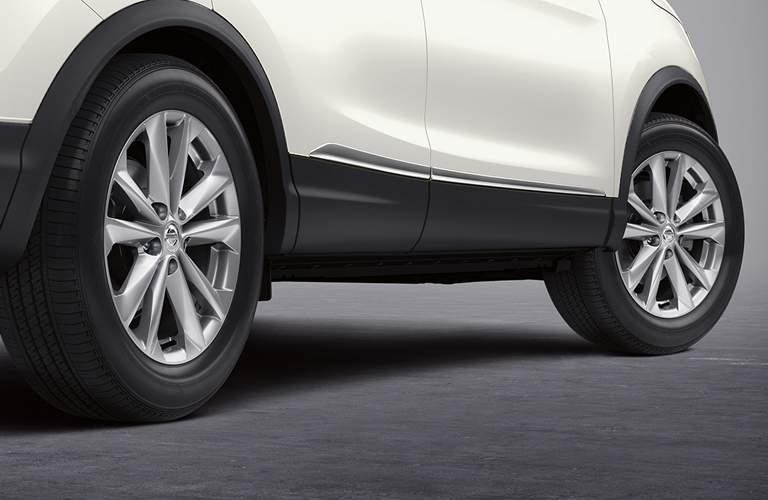 2018 Nissan Rogue Sport wheels