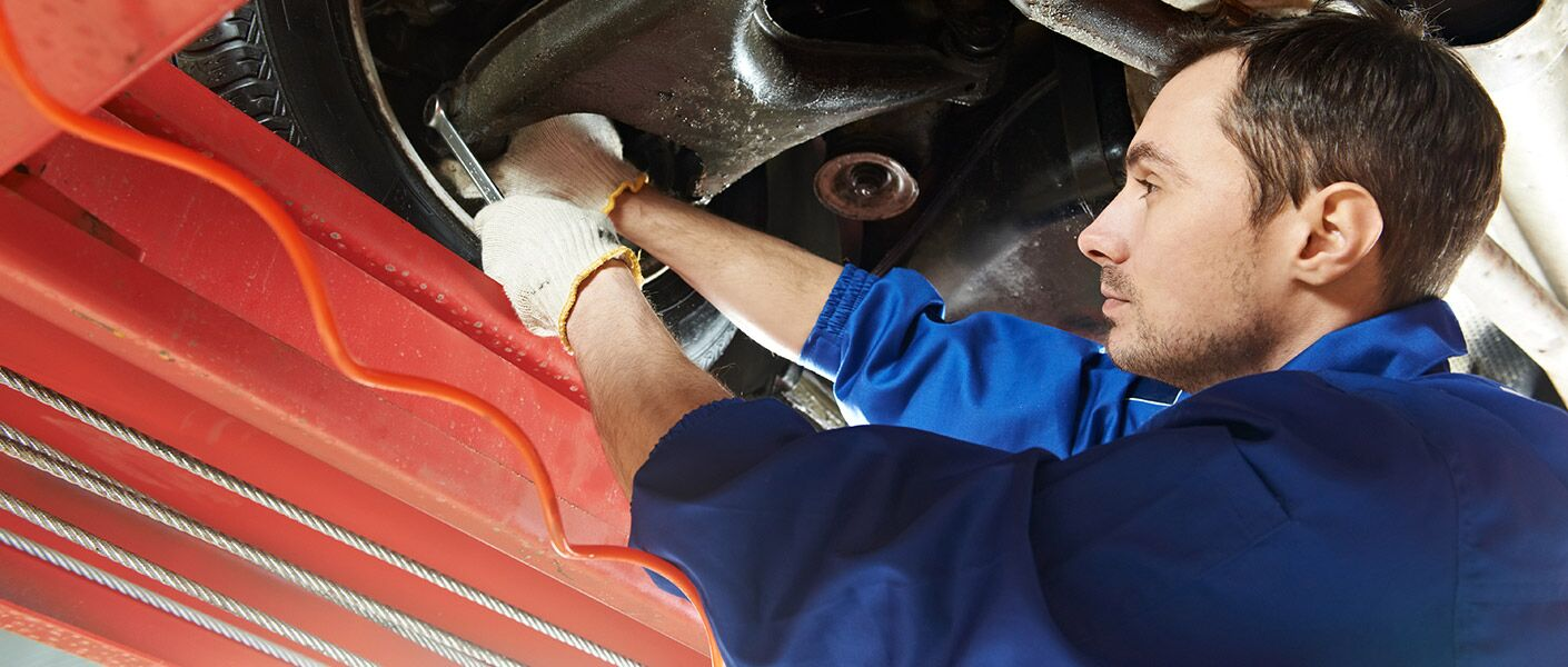 Service Your Car at Jack Ingram Nissan