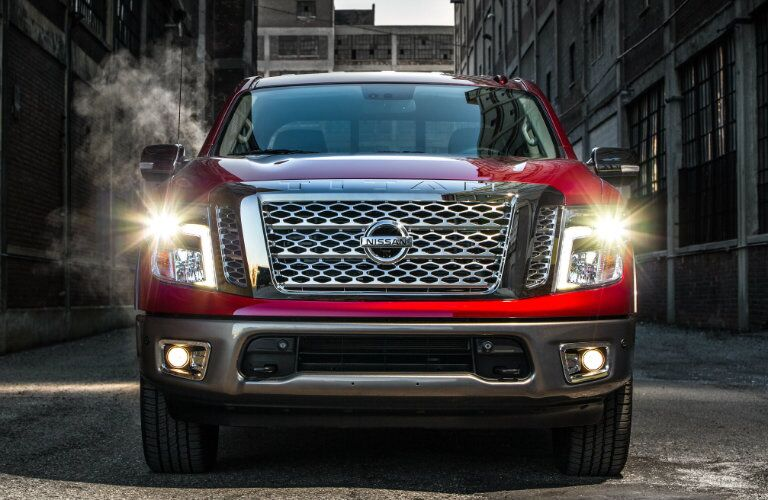 led lights of 2017 nissan titan