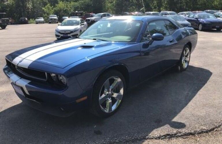 Used Dodge Challenger at Poulin Auto Sales in Barre VT