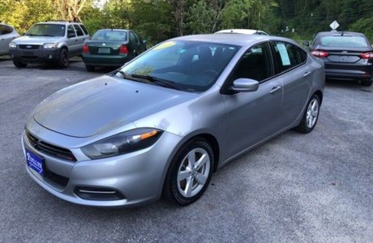 Used Dodge Dart at Poulin Auto Sales in Barre VT