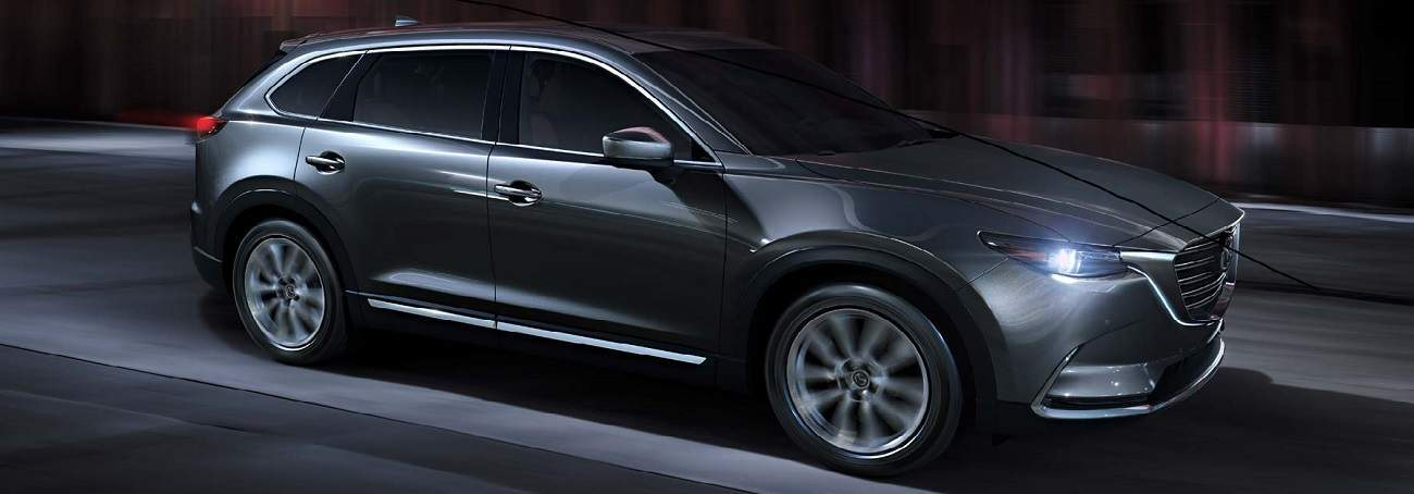 Valley Mazda Drivers Depend On Comfort And Reliability In The 2018 Mazda CX  9