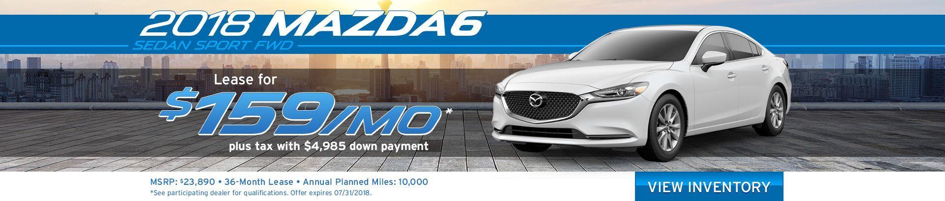 Mazda 6 Specials