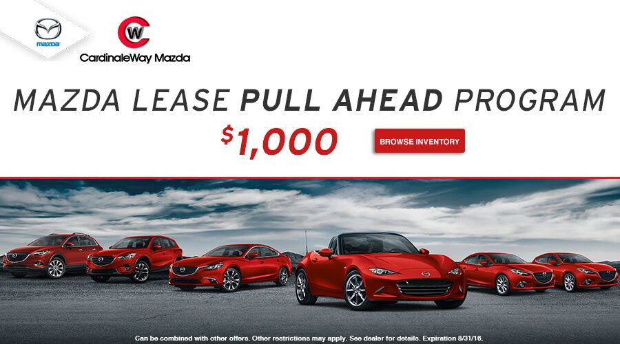 Exceptional Drive A New Mazda Today!