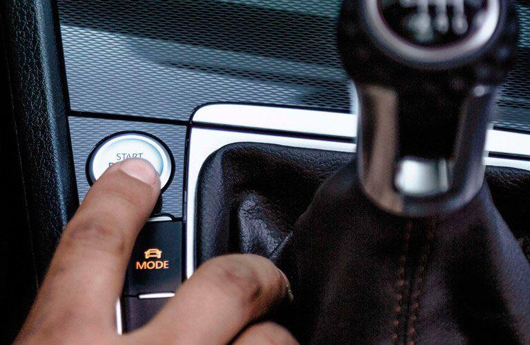 2017 Volkswagen Golf GTI Push Button Start