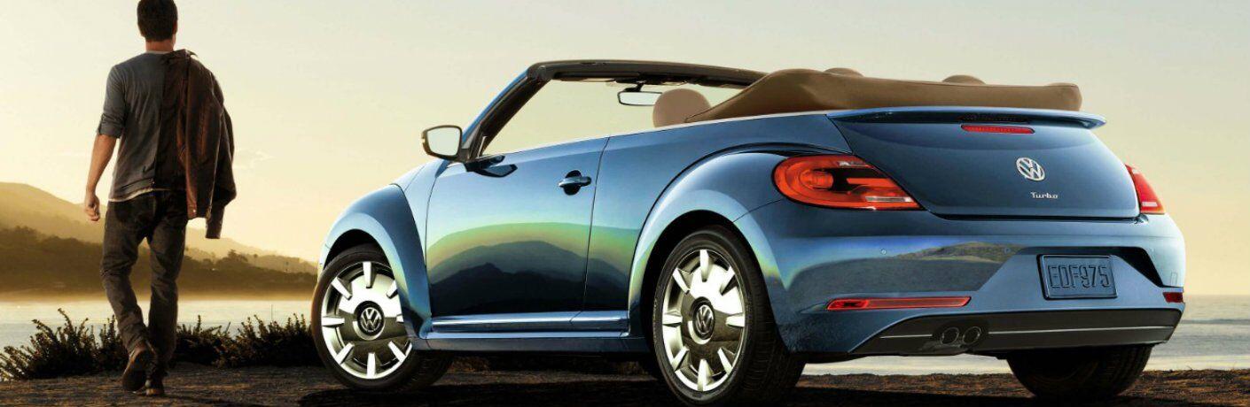2017 Volkswagen Beetle Convertible Fresno CA