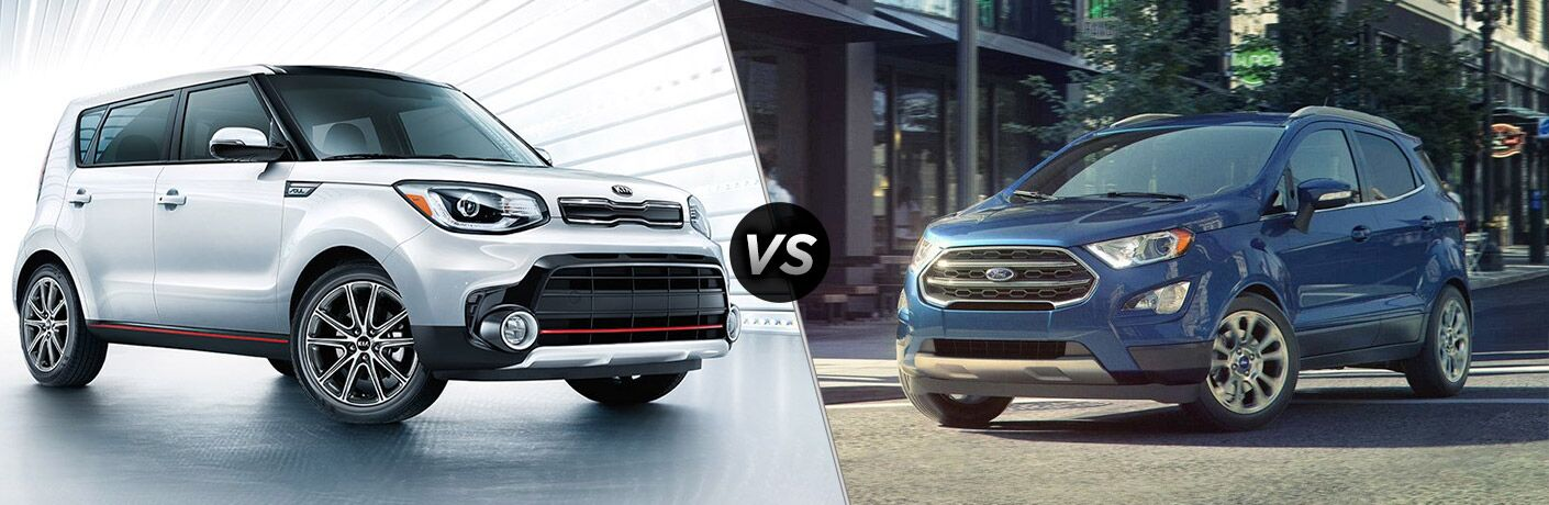 2018 Kia Soul vs 2018 Ford EcoSport