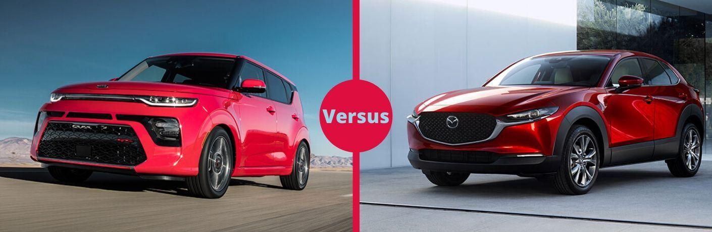 2020 Kia Soul Vs 2020 Mazda CX-30