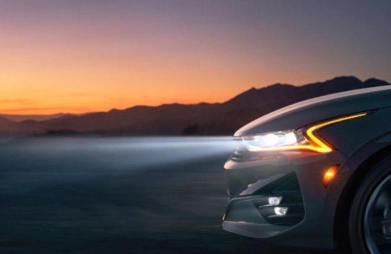 2022 Kia K5 LED Headlight