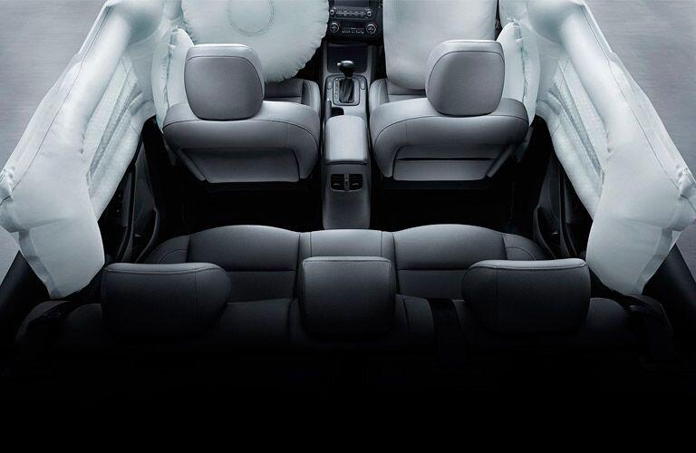 2016 Kia Forte airbags