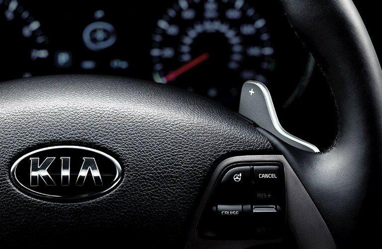 2016 Kia Forte Koup steering wheel