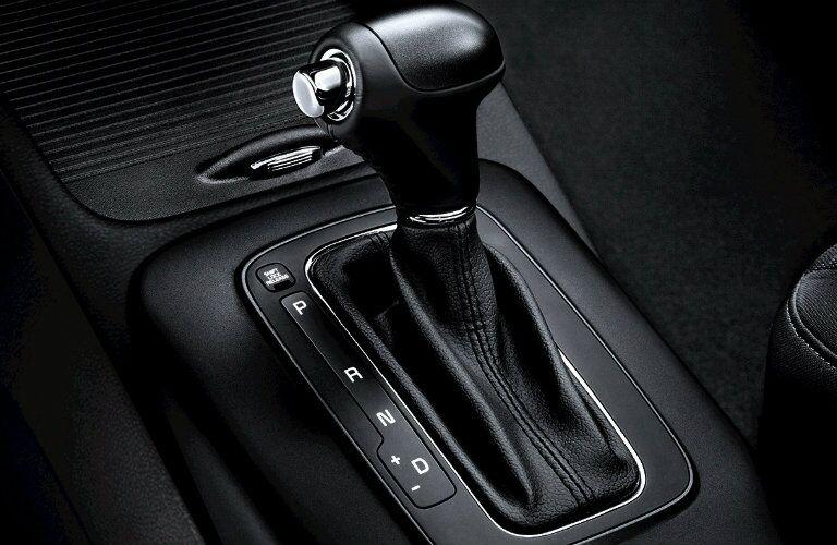 2016 Kia Forte Koup gear shift knob