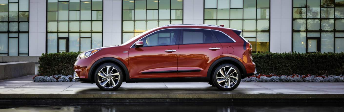 2018 Kia Niro red side view